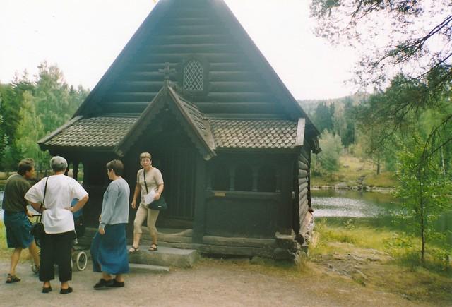 Maihaugen - Fisherman's Chapel