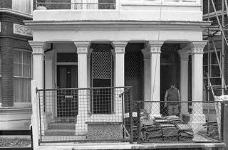 St Mark's Rd, North Kensington, Kensington & Chelsea, 1988  88-2c-62-positive_2400