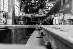 Brugg: maintenance track (1/2)