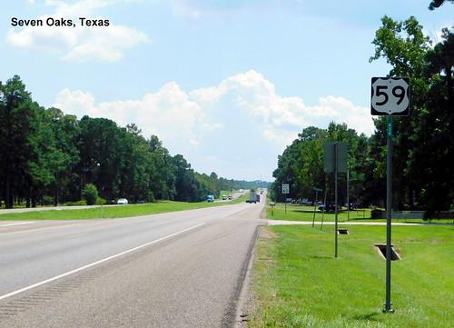 Seven Oaks TX