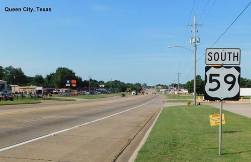 Queen City TX