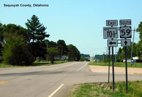 Sequoyah County OK