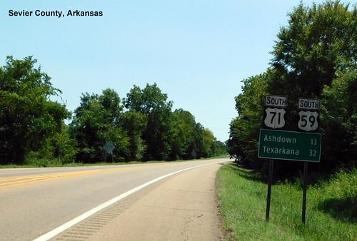 Sevier County AR