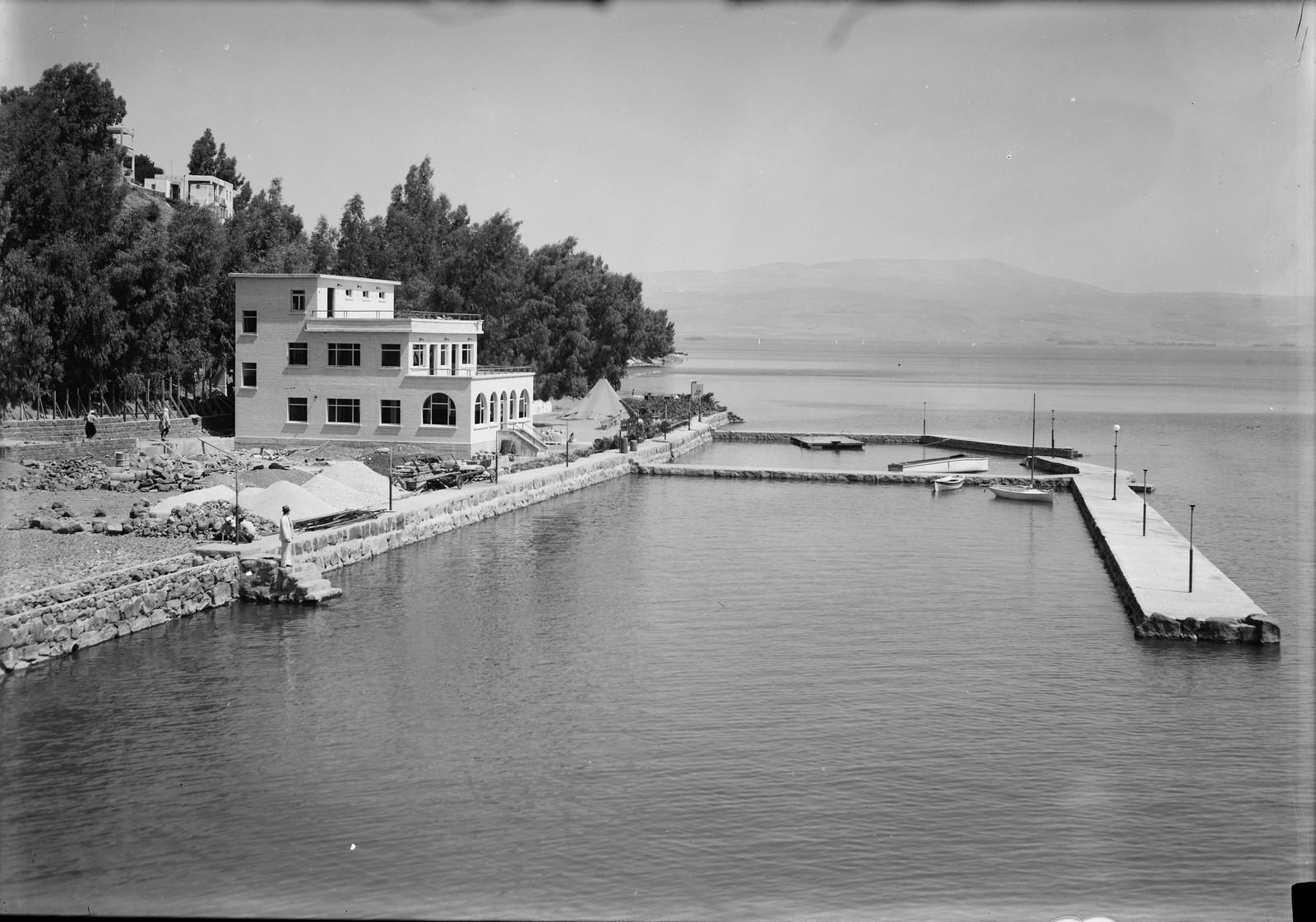 14. Отель и пляж «Лидо» до завершения строительства