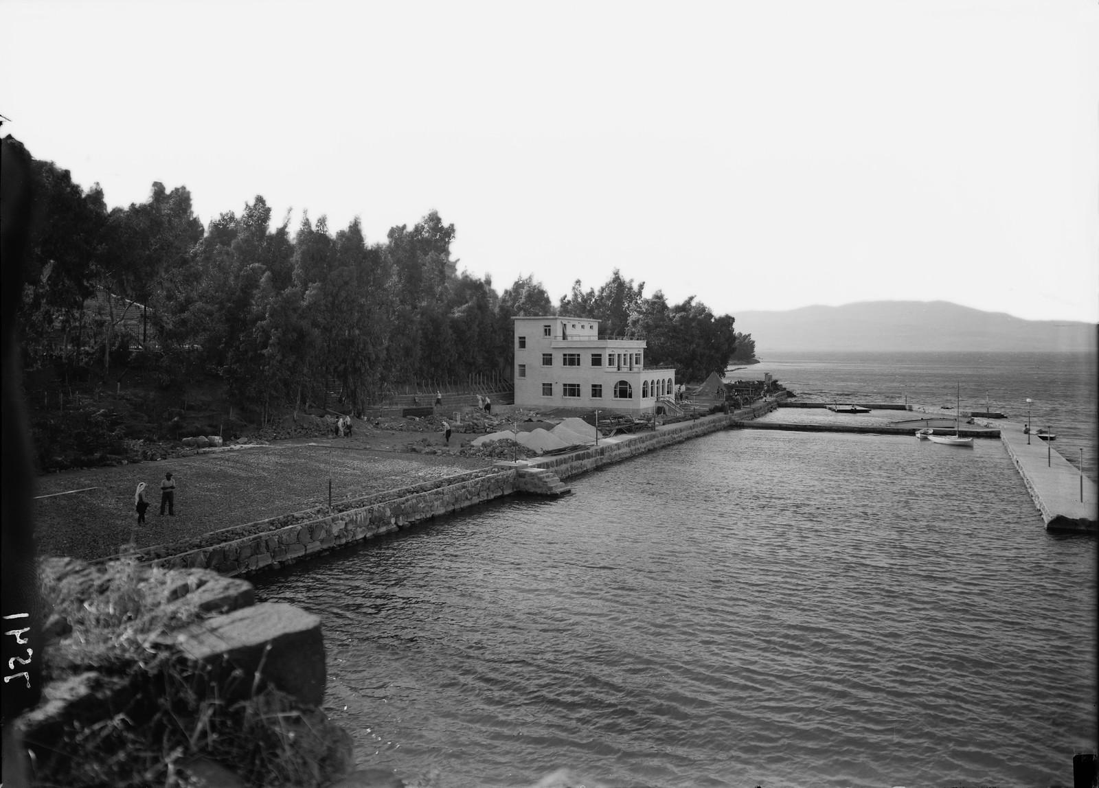 13. Отель и пляж «Лидо» до завершения строительства