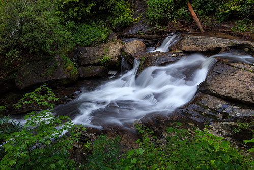 canon 6d 1635 l landscape water long exposure dukes creek falls helen georgia waterfall