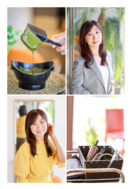 藤原仁美さま | ピコカンパニー (Pico Company)代表とヘナ (愛知県豊川市の美容室)