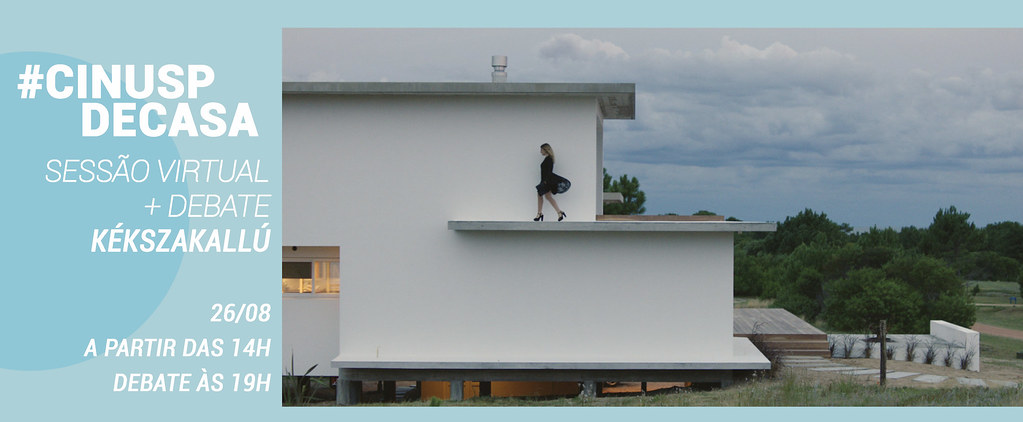 SESSÃO VIRTUAL + DEBATE: Kékszakallú