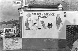 Service Centre, Northcote Rd, Battersea, Wandsworth, 1988 88-2e-65-positive_2400
