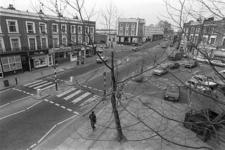 Ladbroke Grove, North Kensington, Kensington & Chelsea, 1988  88-2c-46-positive_2400