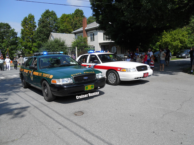 Vermont State Police, Addison County Sheriff's Office