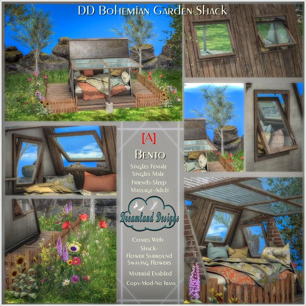 DD Bohemian Garden Shack_Adult