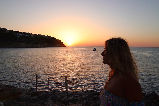 Sunset at Trabucco