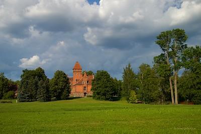 Jaunmokas Manor