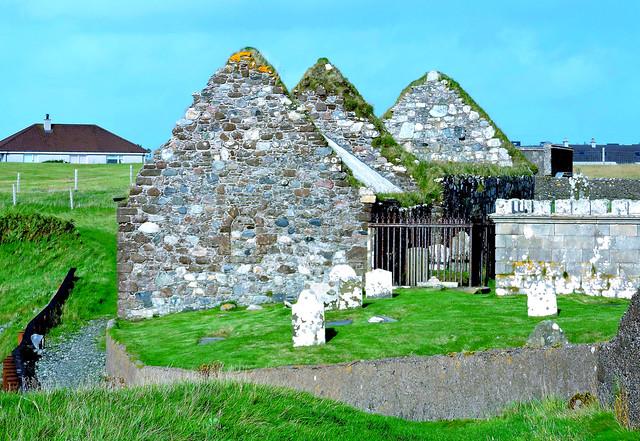 St. Columba's Church ruins and Cemetery