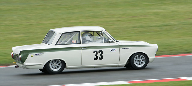 Ford Lotus Cortina - Vella