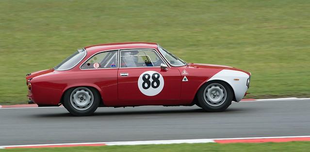 Alfa Romeo Giulia Sprint GT - Byrne