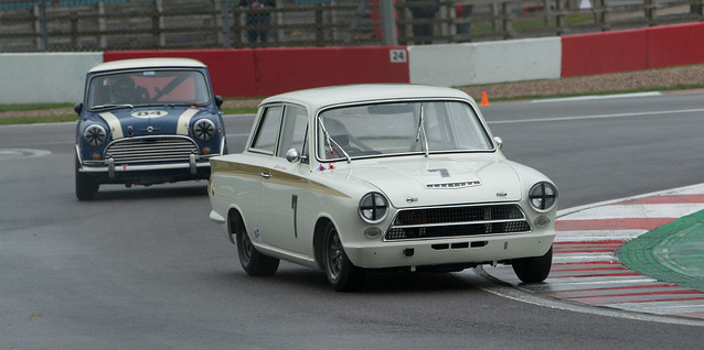 Ford Lotus Cortina - Strommen