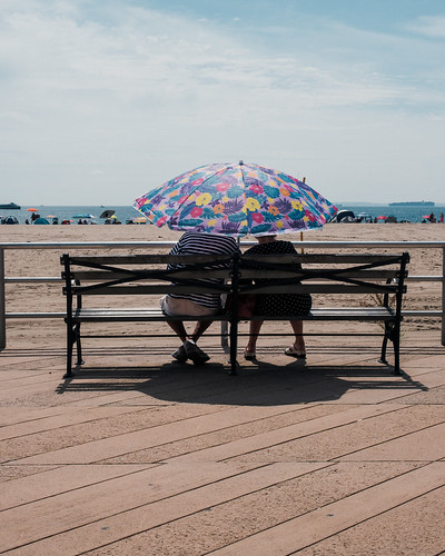 Beach Umbrella | by ByteForByte