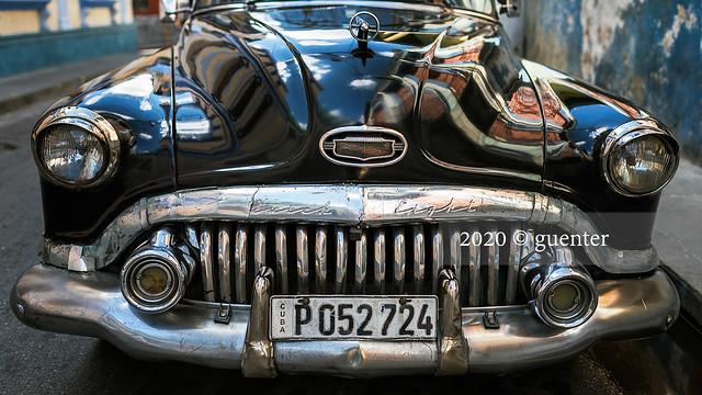 Santiago de Cuba / Buick Eight