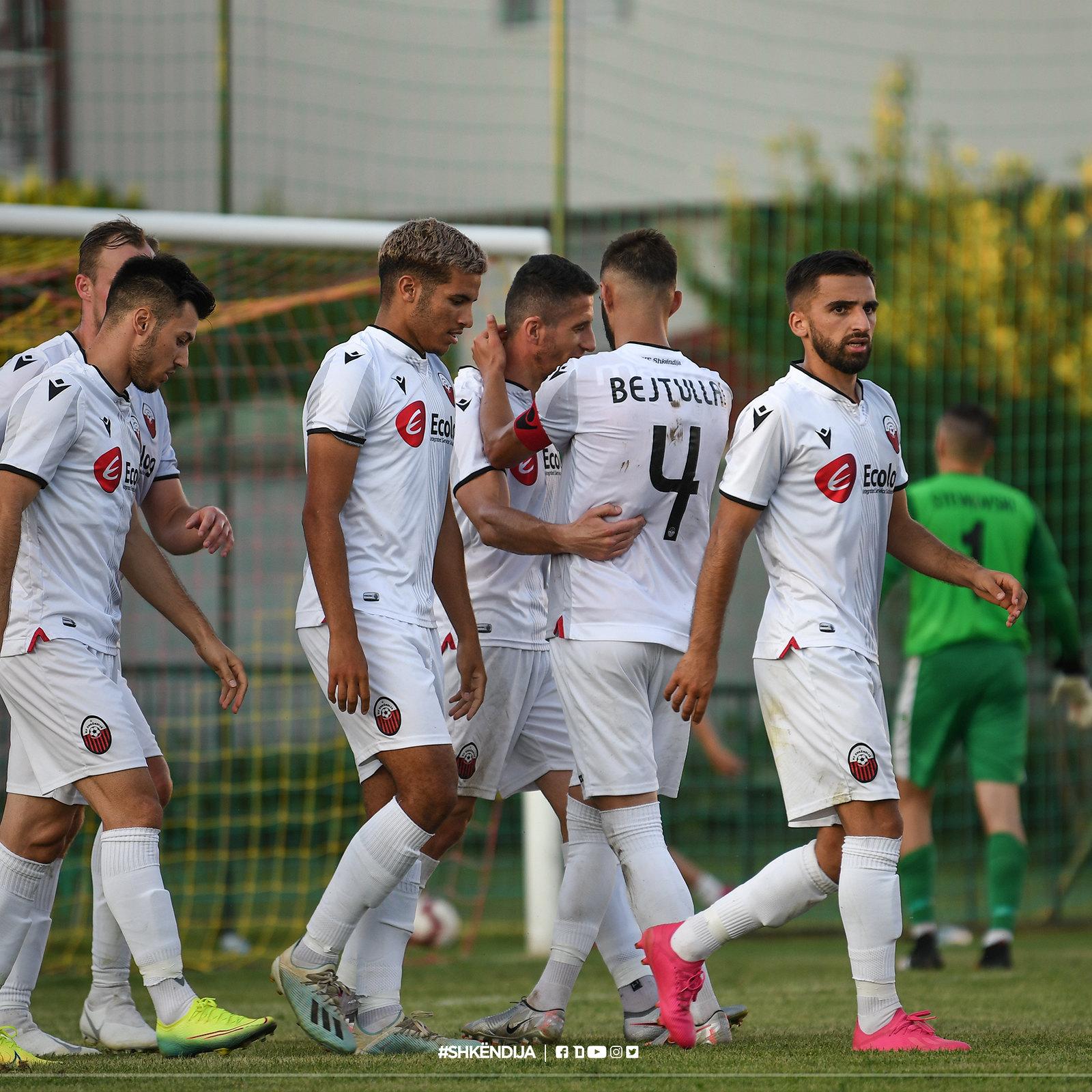 20/21 | Makedonija GP 0 - 1 Shkëndija