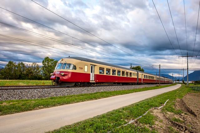 AG 31188 Brig - Zürich HB