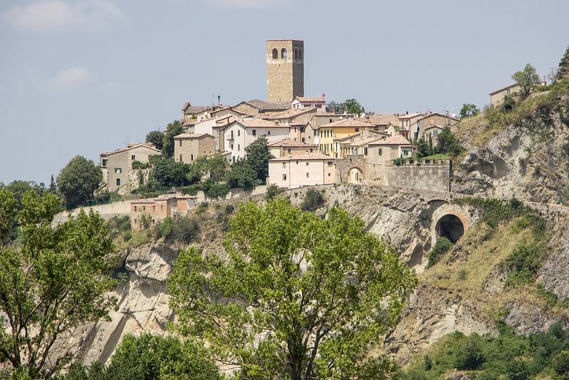 San Leo, Emilia-Romagna, Italy
