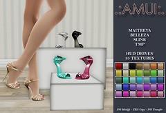 """.:AMUI:. """"Jessa"""" Heels"""
