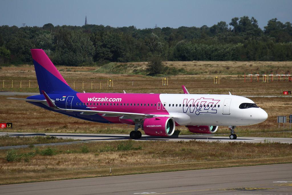 Ha Ljb Airbus A320 271n Wizz Air Wizz Air A320 Neo Ha Ljb Flickr
