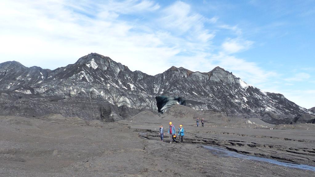 Katla Ice Cave, Kötlujökull