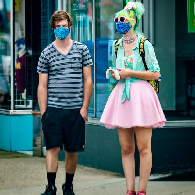 Masked Fashion