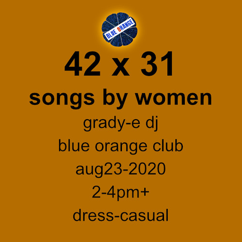 42x31 at blue orange grady e dj