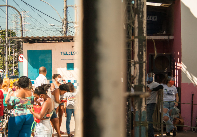 Covid-19 in Favelas Unified Dashboard—Press Materials
