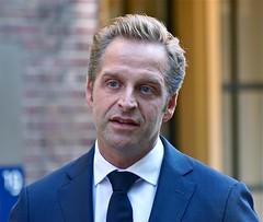 Hugo de Jonge,  politiek leider van het CDA