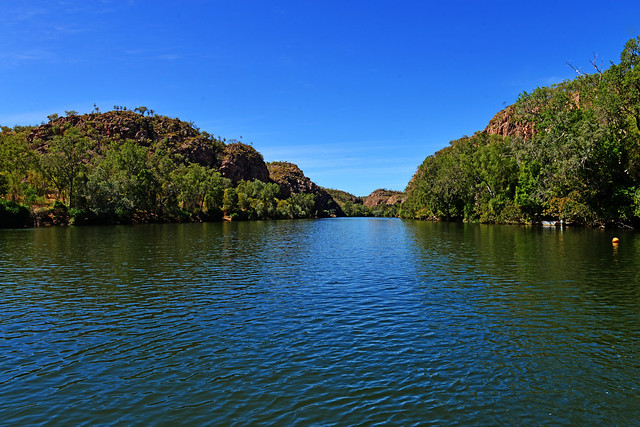 NITMILUK NATIONAL PARK, NT, AUSTRALIA