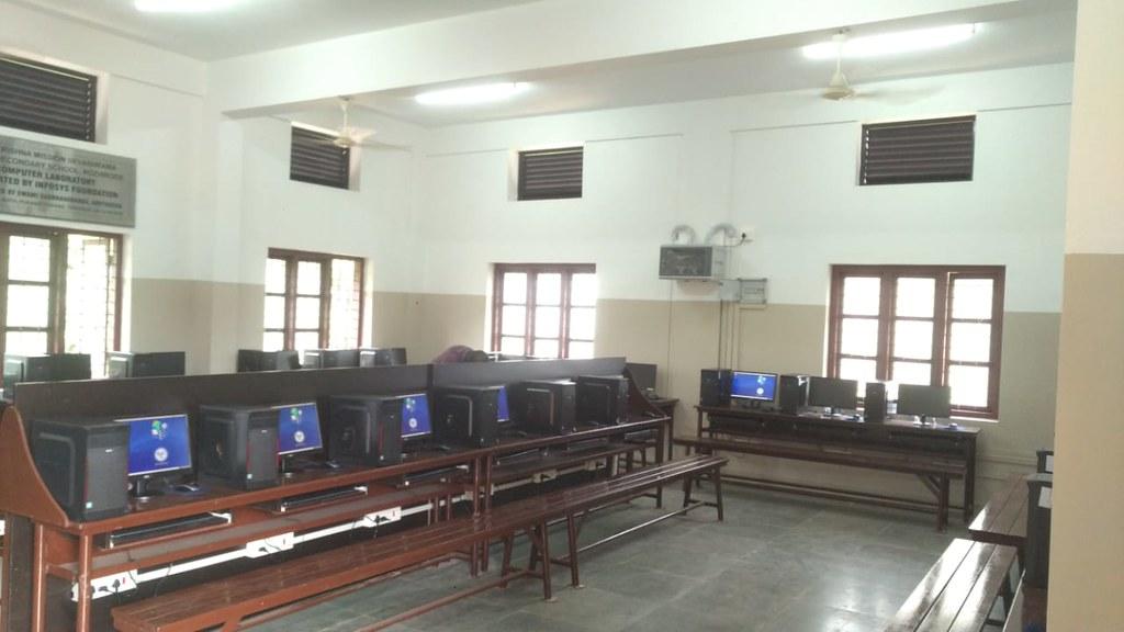Computer Lab Inauguration