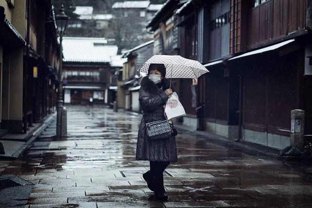 Kanazawa Covid Diaries