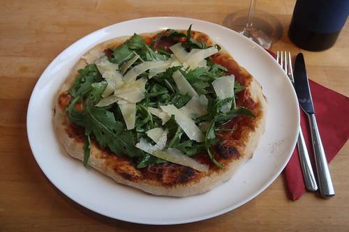 Pizza Parma (meine)