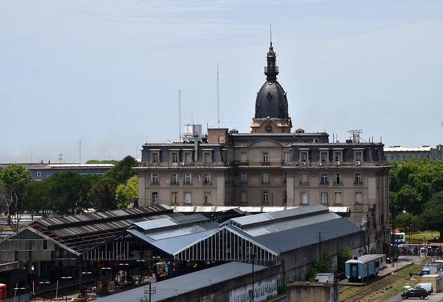 Estación de tren Retiro