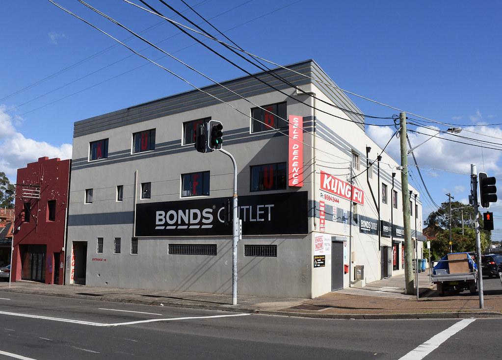 The Rex Picture Theatre, Sydenham, Sydney, NSW.