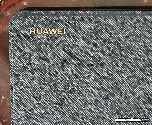 huawei matepro pro cover close up