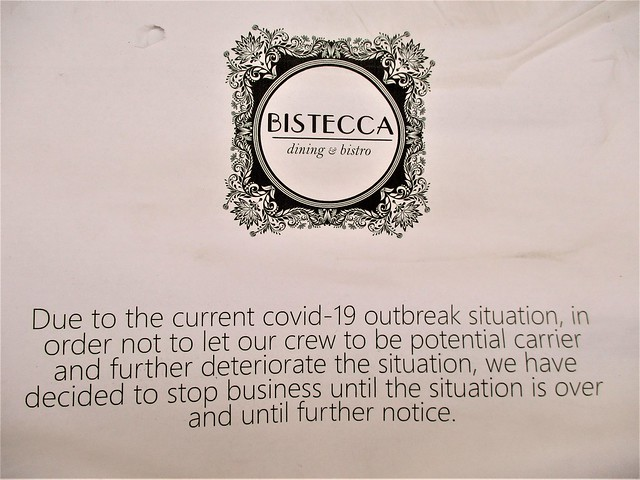 Bistecca closed down for good