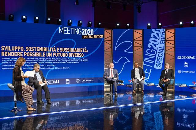 Sviluppo, sostenibilità e sussidiarietà: rendere possibile un futuro diverso | 22-08-2020