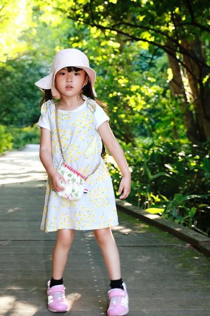 SAKIKO explores the wetlands.