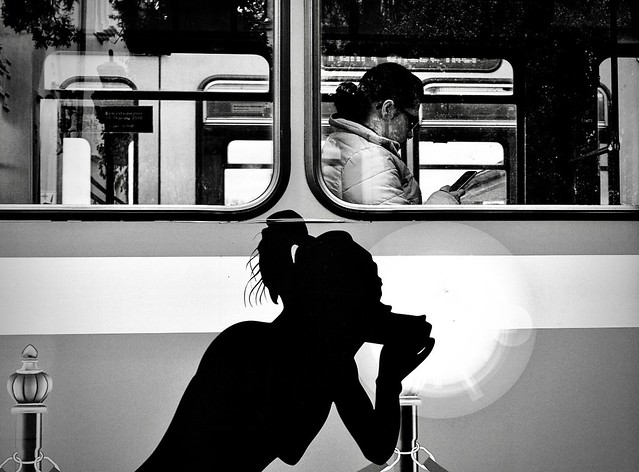 TWINS - ON THE TRAM