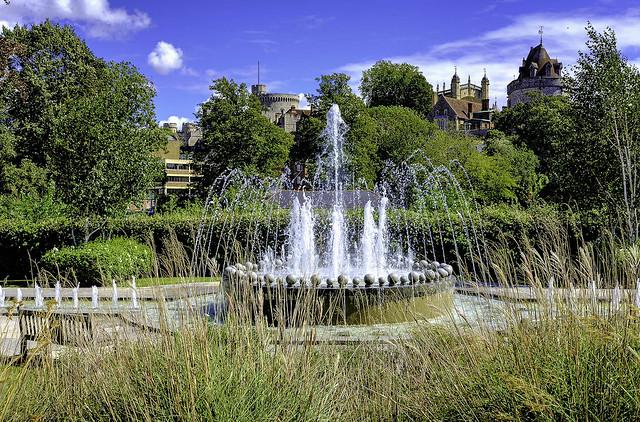 Jubilee Fountain, Windsor