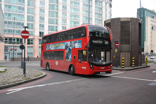 Abellio London 2534 YY116YKA