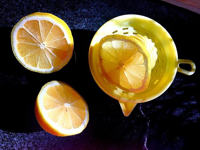#Lemon for the #salad