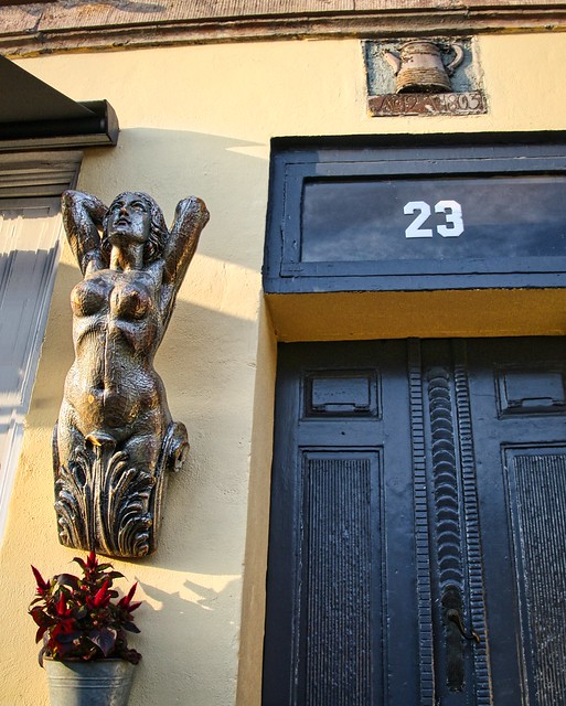 Nude woman - Gasten & Galionen - Copenhagen