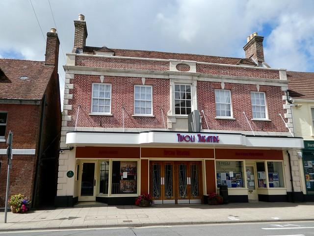 Tivoli Theatre, Wimborne Minster